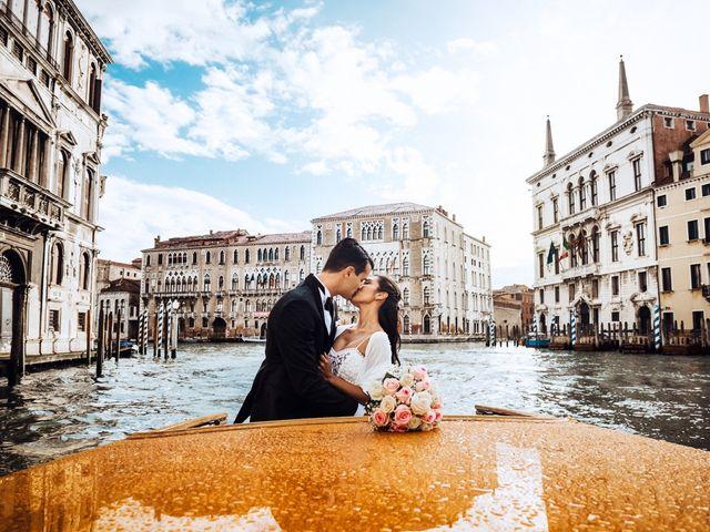 Il matrimonio di Alessio e Yesena a Venezia, Venezia 48