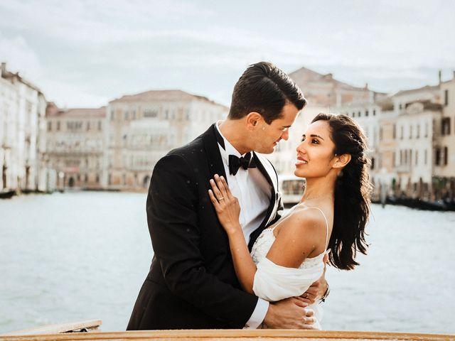 Il matrimonio di Alessio e Yesena a Venezia, Venezia 49