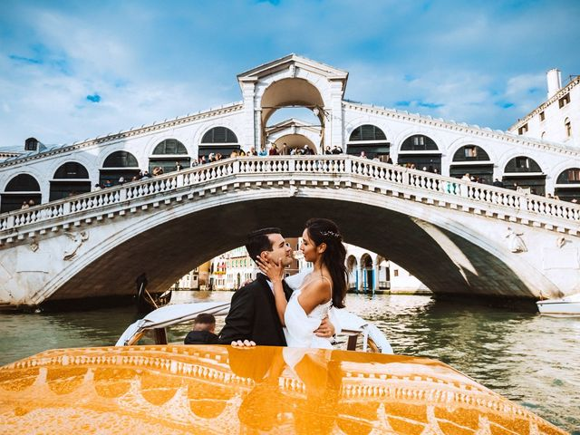Il matrimonio di Alessio e Yesena a Venezia, Venezia 52