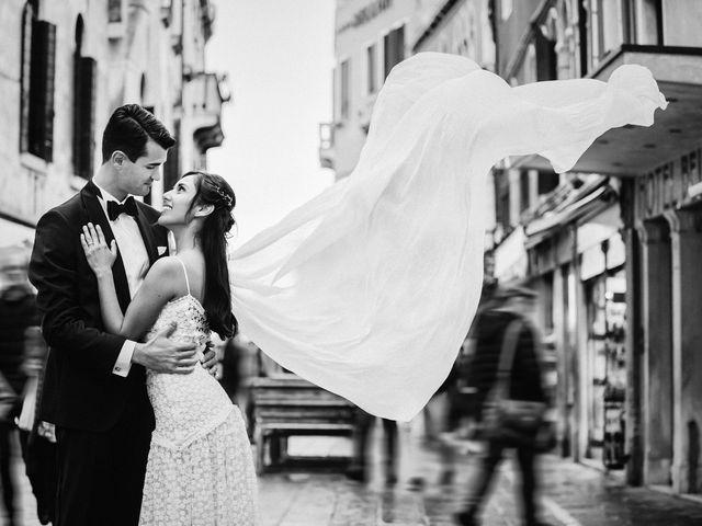Il matrimonio di Alessio e Yesena a Venezia, Venezia 57