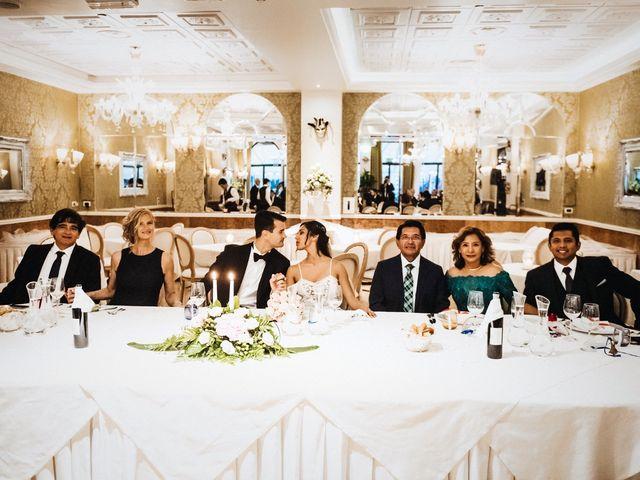 Il matrimonio di Alessio e Yesena a Venezia, Venezia 67
