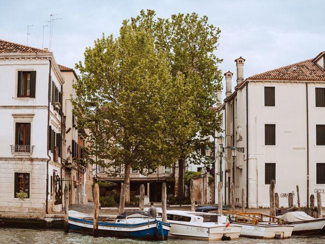 Il matrimonio di Alessio e Yesena a Venezia, Venezia 58