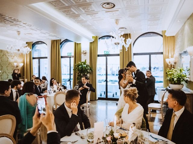 Il matrimonio di Alessio e Yesena a Venezia, Venezia 63