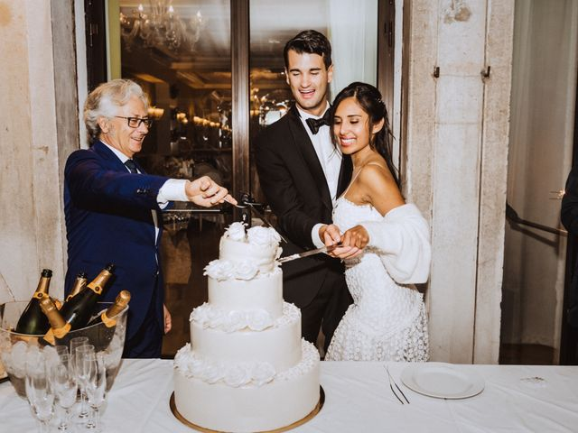 Il matrimonio di Alessio e Yesena a Venezia, Venezia 70