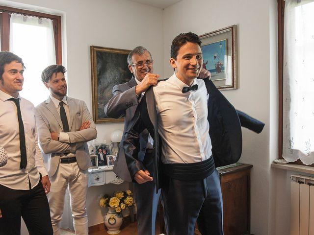 Il matrimonio di Lorenzo e Talia a Pontremoli, Massa Carrara 6