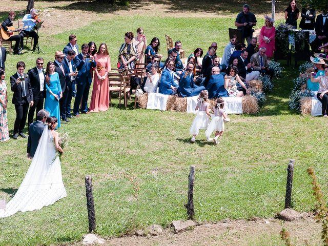 Il matrimonio di Lorenzo e Talia a Pontremoli, Massa Carrara 17