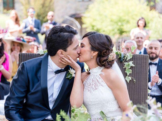 Il matrimonio di Lorenzo e Talia a Pontremoli, Massa Carrara 18