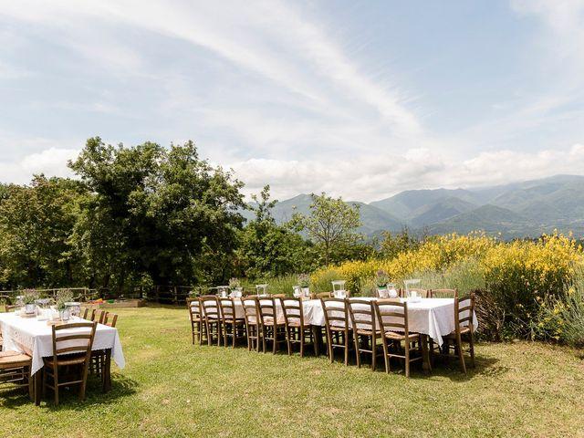 Il matrimonio di Lorenzo e Talia a Pontremoli, Massa Carrara 22