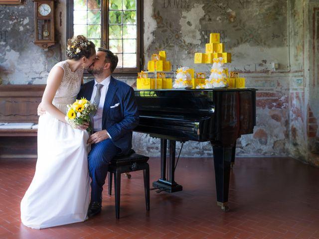 Il matrimonio di Lorenzo e Andrea a Milano, Milano 6
