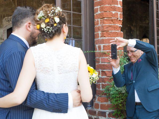 Il matrimonio di Lorenzo e Andrea a Milano, Milano 11