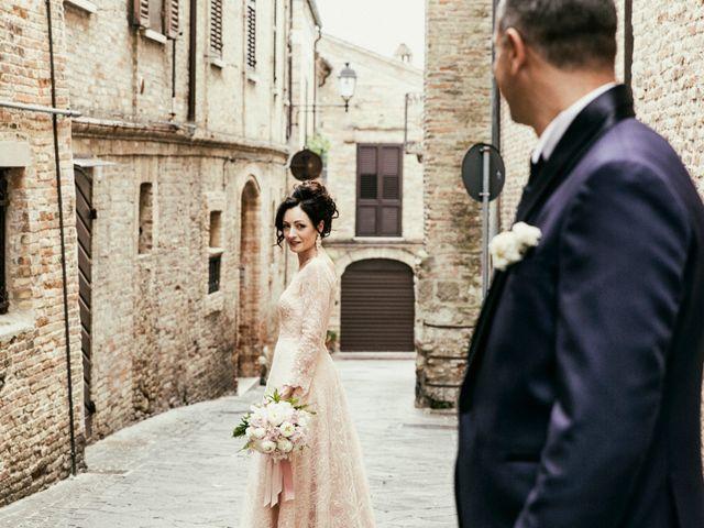 Il matrimonio di Alessandro e Mariella a Atri, Teramo 5
