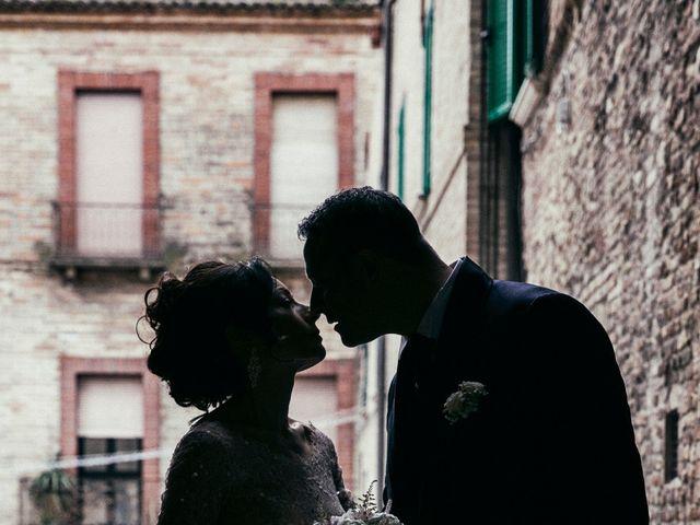 Il matrimonio di Alessandro e Mariella a Atri, Teramo 7