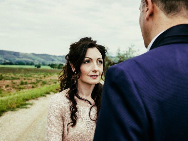 Il matrimonio di Alessandro e Mariella a Atri, Teramo 8