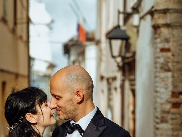 Le nozze di Aurelia e Fabio