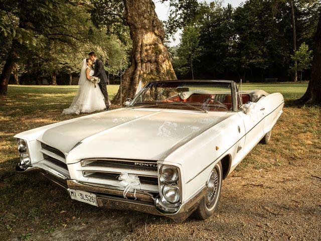 Le nozze di Amanda e Roberto