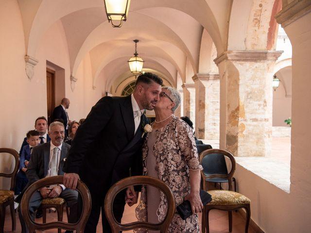 Il matrimonio di Michele e Irene a Civitanova Marche, Macerata 19