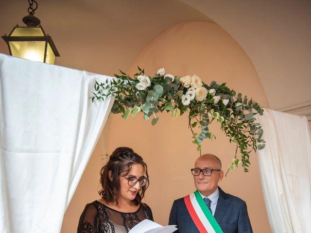 Il matrimonio di Michele e Irene a Civitanova Marche, Macerata 33