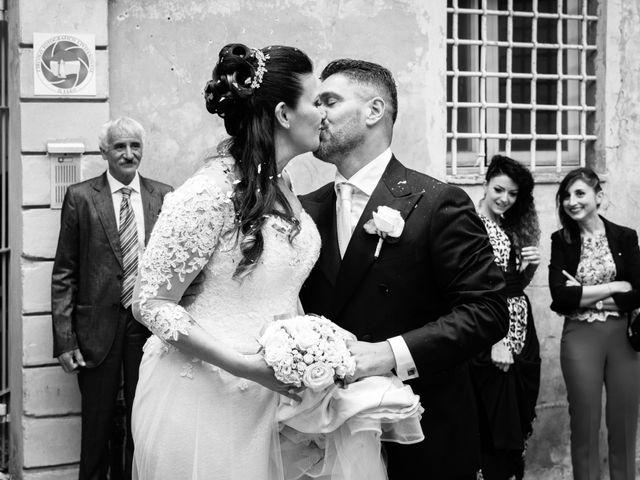 Le nozze di Irene e Michele