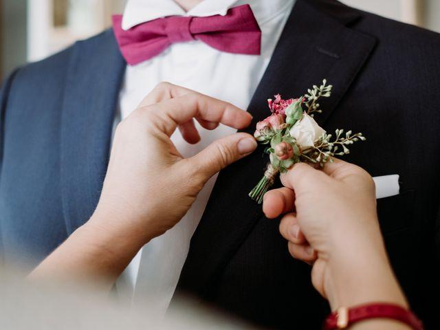Il matrimonio di Matteo e Erika a Cazzano di Tramigna, Verona 10