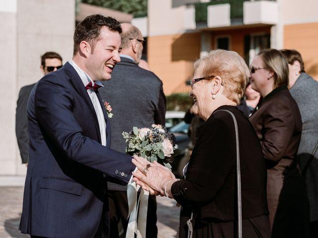 Il matrimonio di Matteo e Erika a Cazzano di Tramigna, Verona 23