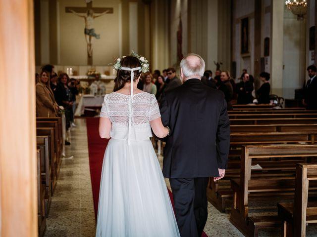 Il matrimonio di Matteo e Erika a Cazzano di Tramigna, Verona 25