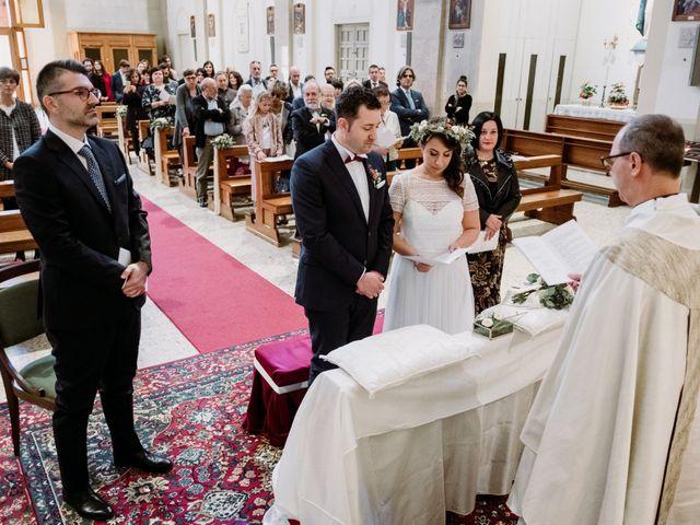 Il matrimonio di Matteo e Erika a Cazzano di Tramigna, Verona 26