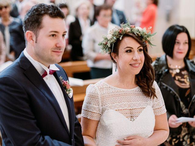 Il matrimonio di Matteo e Erika a Cazzano di Tramigna, Verona 27