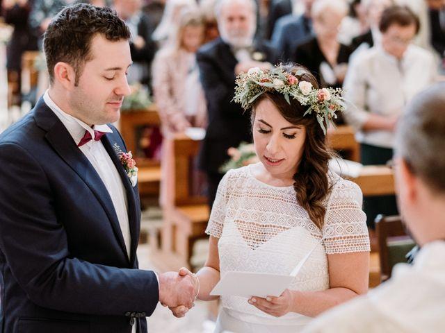 Il matrimonio di Matteo e Erika a Cazzano di Tramigna, Verona 28