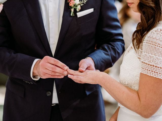 Il matrimonio di Matteo e Erika a Cazzano di Tramigna, Verona 30