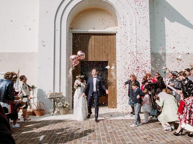 Il matrimonio di Matteo e Erika a Cazzano di Tramigna, Verona 33