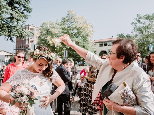 Il matrimonio di Matteo e Erika a Cazzano di Tramigna, Verona 36