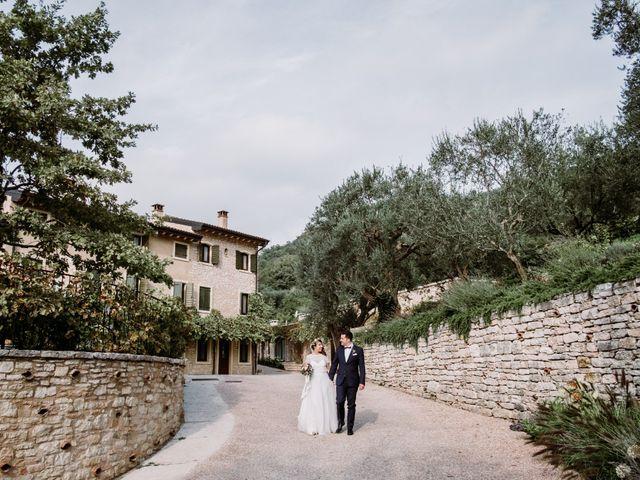 Il matrimonio di Matteo e Erika a Cazzano di Tramigna, Verona 49