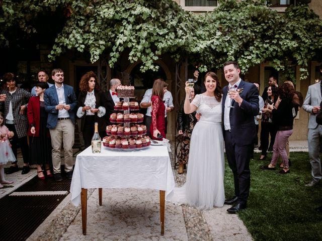 Il matrimonio di Matteo e Erika a Cazzano di Tramigna, Verona 58