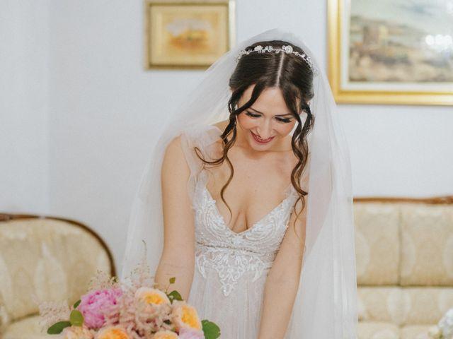 Il matrimonio di Domenico e Concetta a San Ferdinando di Puglia, Bari 28
