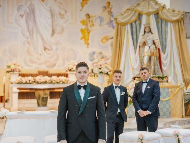 Il matrimonio di Domenico e Concetta a San Ferdinando di Puglia, Bari 38