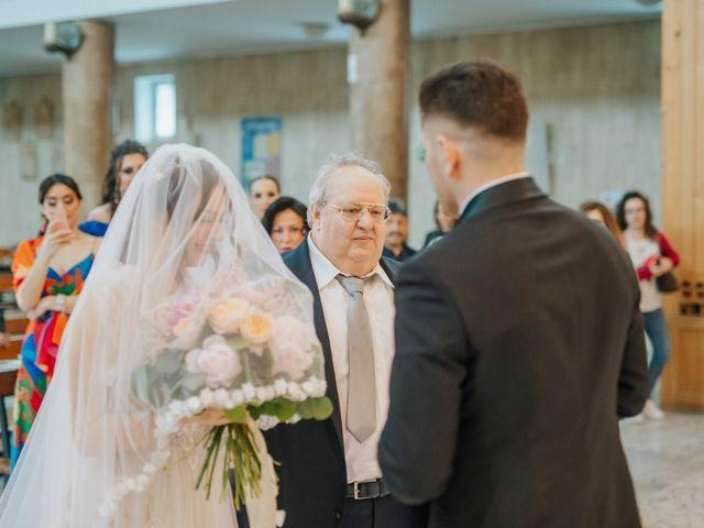 Il matrimonio di Domenico e Concetta a San Ferdinando di Puglia, Bari 41