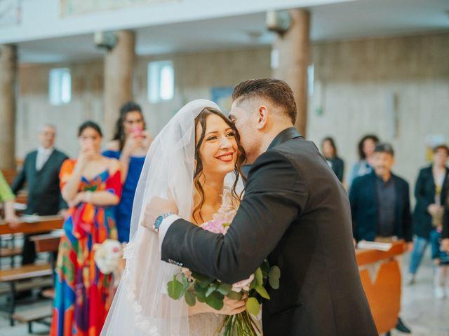 Il matrimonio di Domenico e Concetta a San Ferdinando di Puglia, Bari 42