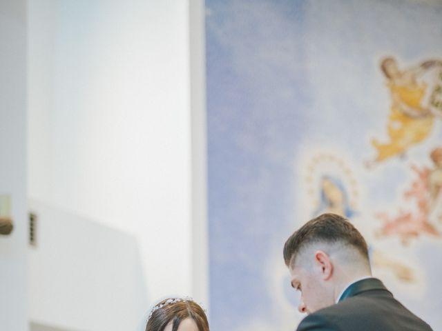 Il matrimonio di Domenico e Concetta a San Ferdinando di Puglia, Bari 47