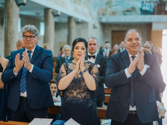 Il matrimonio di Domenico e Concetta a San Ferdinando di Puglia, Bari 48