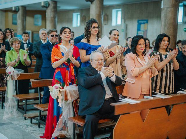 Il matrimonio di Domenico e Concetta a San Ferdinando di Puglia, Bari 49