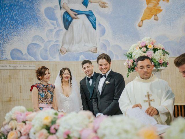 Il matrimonio di Domenico e Concetta a San Ferdinando di Puglia, Bari 51