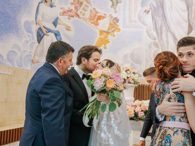 Il matrimonio di Domenico e Concetta a San Ferdinando di Puglia, Bari 52