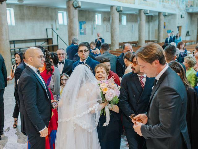 Il matrimonio di Domenico e Concetta a San Ferdinando di Puglia, Bari 53