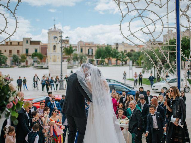 Il matrimonio di Domenico e Concetta a San Ferdinando di Puglia, Bari 56