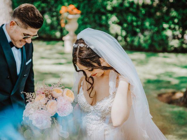 Il matrimonio di Domenico e Concetta a San Ferdinando di Puglia, Bari 65