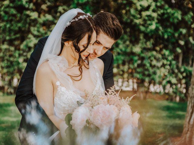 Il matrimonio di Domenico e Concetta a San Ferdinando di Puglia, Bari 67