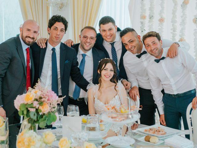 Il matrimonio di Domenico e Concetta a San Ferdinando di Puglia, Bari 74