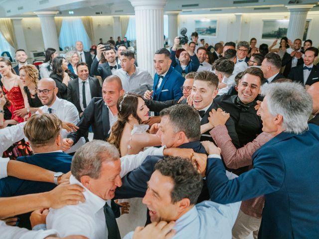 Il matrimonio di Domenico e Concetta a San Ferdinando di Puglia, Bari 78
