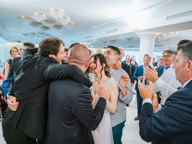 Il matrimonio di Domenico e Concetta a San Ferdinando di Puglia, Bari 79