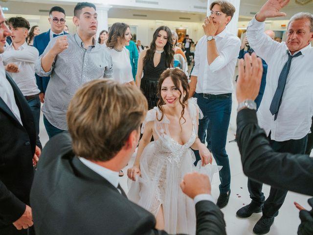 Il matrimonio di Domenico e Concetta a San Ferdinando di Puglia, Bari 80